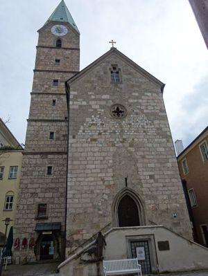 Ägidikirche (Bad Reichenhall) U2013 Bad Reichenhall Wiki